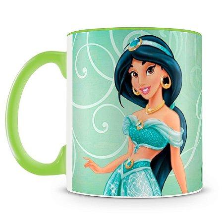 Caneca Personalizada Princesa Jasmine