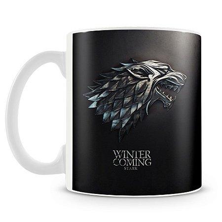 Caneca Personalizada Game Of Thrones Stark (Mod.1)