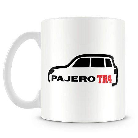Caneca Personalizada Pajero TR4 (Mod.2)