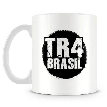 Caneca Personalizada Pajero TR4 Brasil (Mod.2)