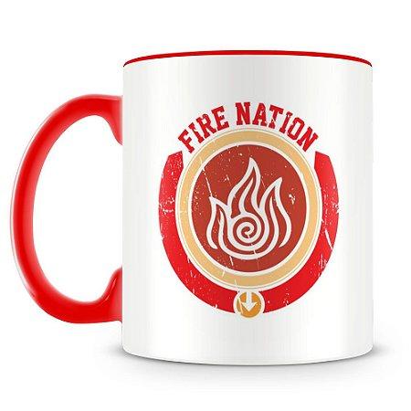 Caneca Personalizada Nação do Fogo