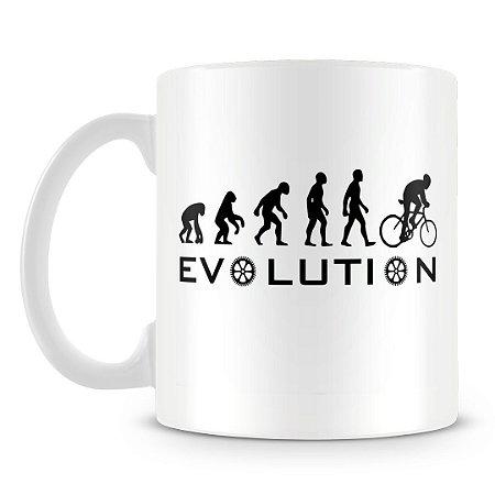 Caneca Personalizada Evolução Bike