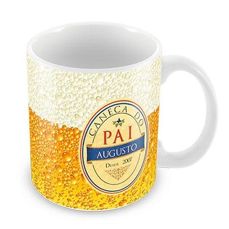 Caneca | Dia dos pais cerveja