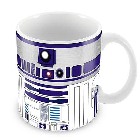 Caneca do R2-D2 (Star Wars)