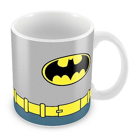 Caneca do Batman - Uniforme