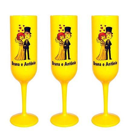 f0b43c5e8 Taça de Champagne personalizada em Fortaleza 170ml - Personare ...