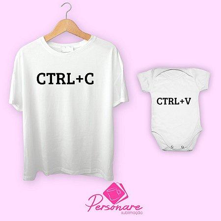 Conjunto Camisa + Body Personalizado