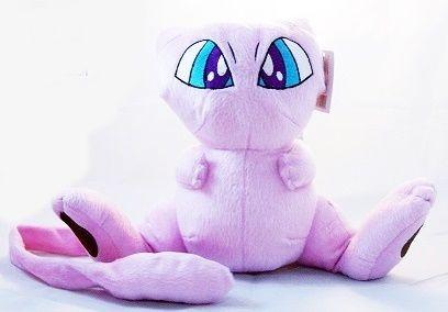 Pelúcia Pokémon Gato Mew 30cm