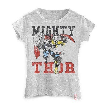 Camiseta Feminina Thor Era de Prata