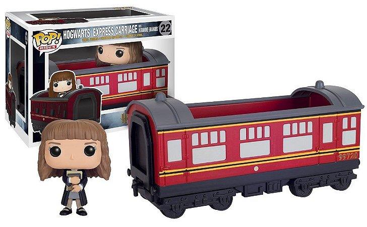 Funko Expresso de Hogwarts com Hermione Granger