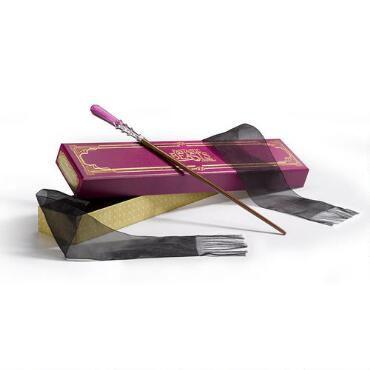 Varinha Seraphina Picquery original Noble Collection caixa Luxo