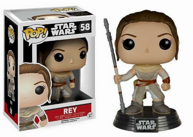Funko Star Wars Rey