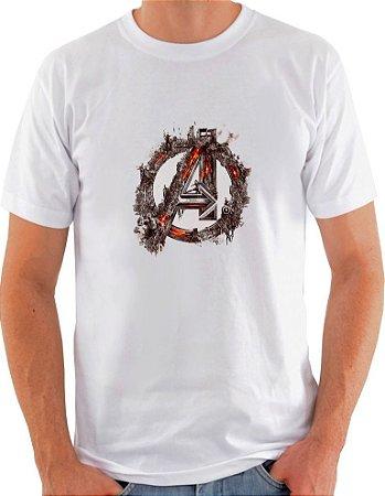 Camiseta Unisex Avengers