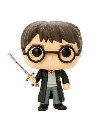 Funko Harry Potter com Espada - Edição limitada Hot Topic