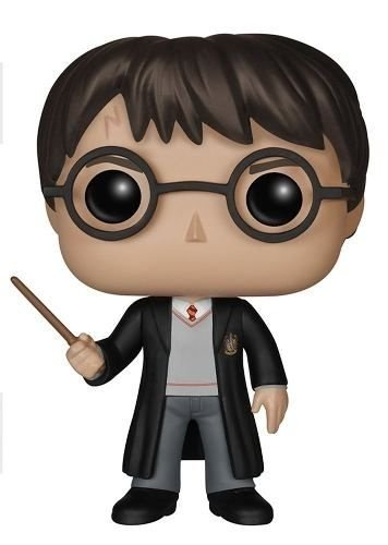 Funko Pop Harry Potter com Varinha