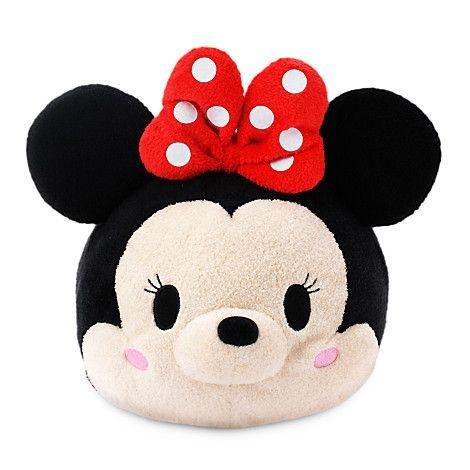 Pelúcia Minnie Mouse Tsum Tsum