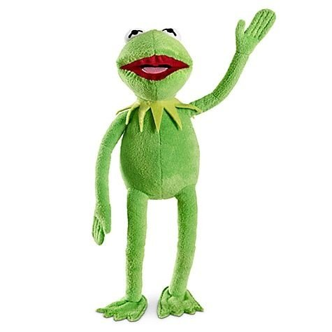 Disney Muppets Pelúcia Caco (Kermit)