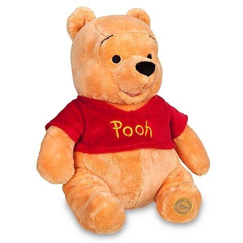 Pelúcia ursinho Pooh