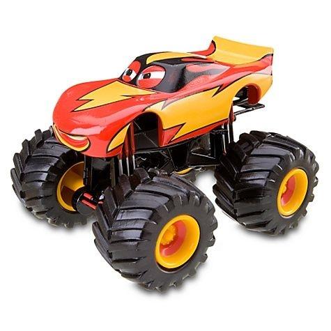 "Carros ""Cars Toon"" O McQueen Assustador"