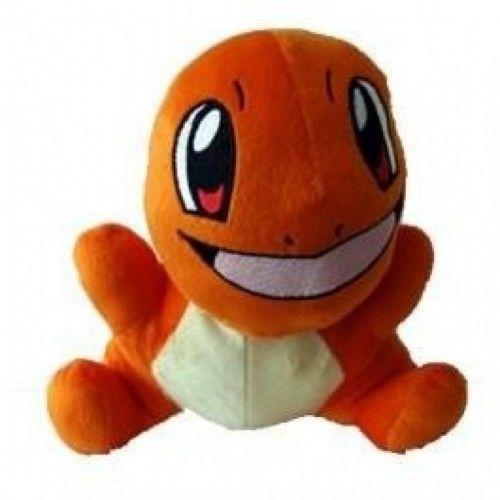 Pelúcia Pokémon Charmanderdfer 23cm