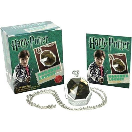 Kit Harry Potter Medalhão e adesivos