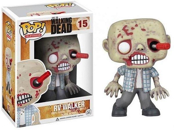 Funko Zumbi / RV Walker - The Walking Dead