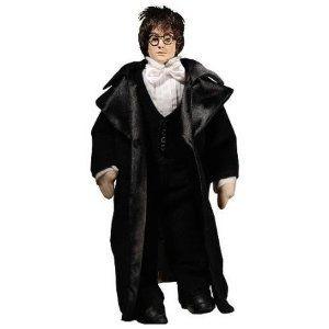 Boneco Pelúcia Harry Potter com a Roupa do Baile de Inverno