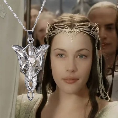 Colar Princesa Arwen Evenstar - Senhor dos Aneis