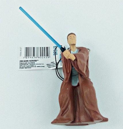 Chaveiro Star Wars Obi-Wan Kenobi 7,5cm