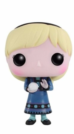 Funko Pop Frozen Jovem Elsa