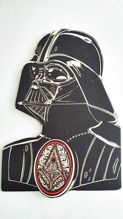 Busto Darth Vader (para parede)