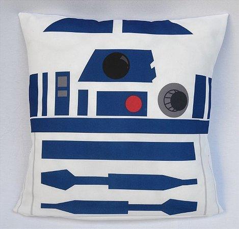 Almofada Star Wars - R2D2