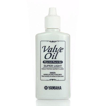 Lubrificante Yamaha Light para Pistos/Valvulas com 60ml (Valve Oil Light)