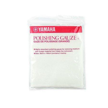 Gaze Pequena para Limpeza Yamaha  (Polishing Gauze S)