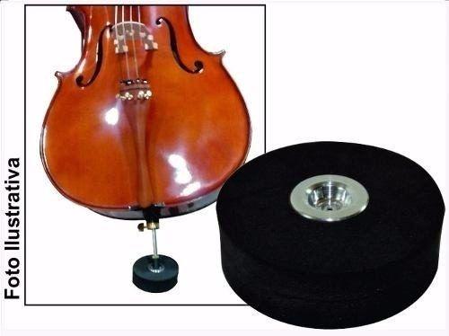 Apoio Para Espigão De Violoncelo - Paganini Pav065