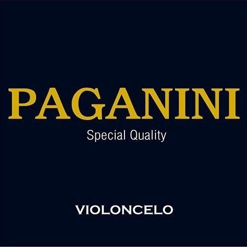 Jogo De Cordas Para Violoncelo Paganini Pe960