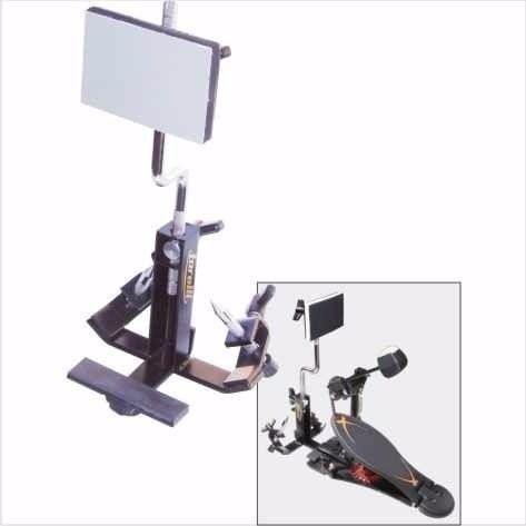 Pad De Estudo Torelli Ta551 Bumbo Com Suporte Para Pedal De Bateria