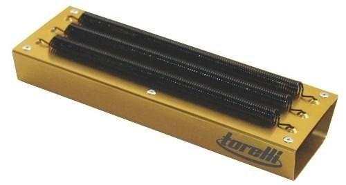 Reco Reco 3 Molas Em Alumínio Dourado Torelli Tr502