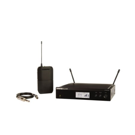 Sistema de Microfone sem fio com headset e bodypack - BLX14RBR-J10 - Shure