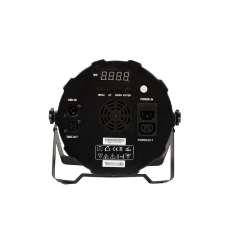 PAR LED SLIM 54 RGBW - 5W - T.Rex