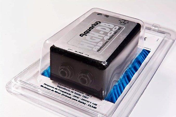 Direct Box Passivo Aquarius Ap400 P10 Mono