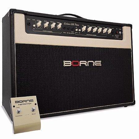 Amplificador Caixa Borne Evidence 200 Prime 200w Rms