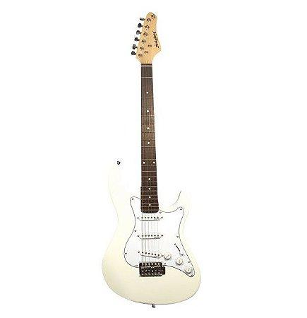Guitarra Stratocaster Strinberg EGS216 Branca White