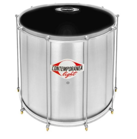 Surdo Alumínio Contemporânea 18x45 Napa Light 159 TL