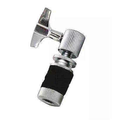 Presilha de Chimbal Bateria Universal Torelli TA017 Prata