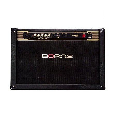 Amplificador de Guitarra Borne Vorax 2200 120W Fonte Pedais
