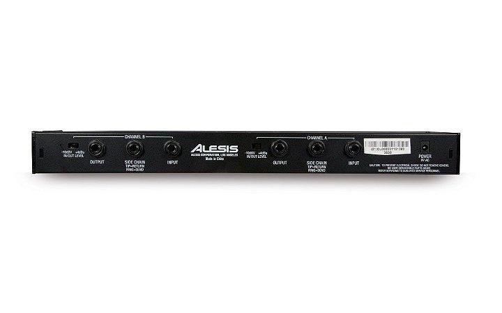 Compressor Alesis 3630 Processador Estereo 2in/out
