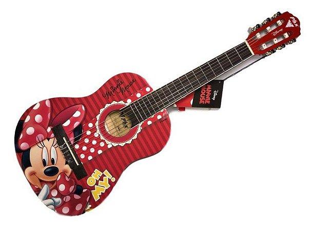 Violão Infantil 1/2 Minnie Disney Vid-MN1 Phoenix PHX