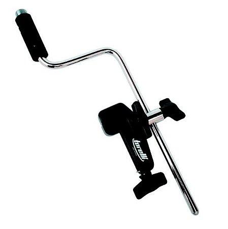 Multi Clamp Com Haste Para Microfone Torelli
