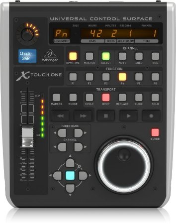 Controlador de Software Behringer X Touch One
